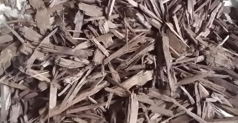 Construction and landscape materials meza trucking for Dark brown landscape rock