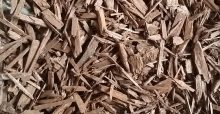 Decorative Mulch Light Brown in Lodi