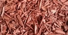 Decorative Mulch Red in Lodi