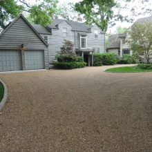 Gravel and Stone Driveways