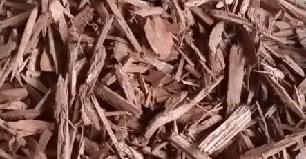 Bark and Mulch - Mahogany Decorative