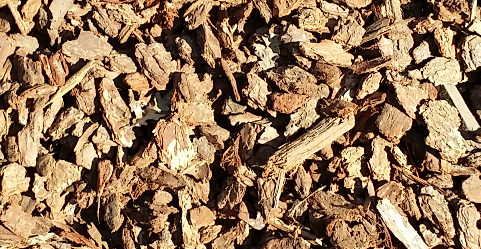 Bark and Mulch - Medium
