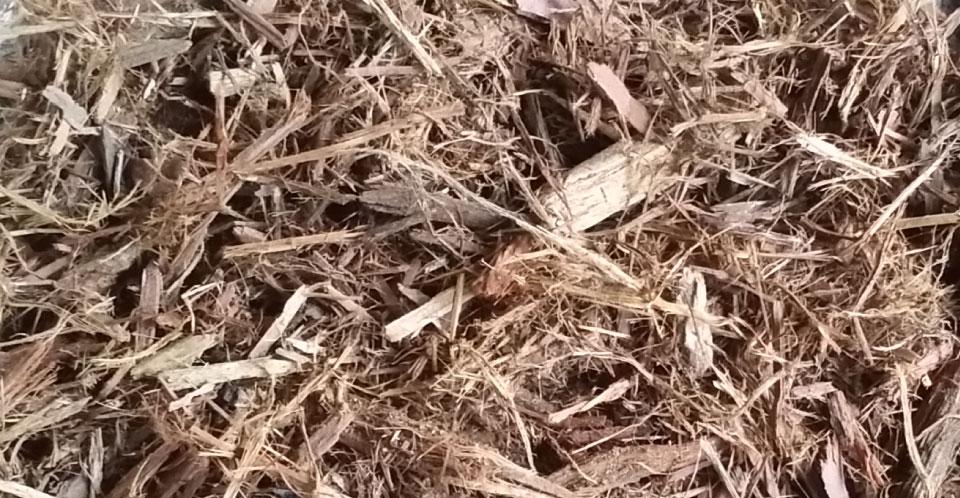 Bark and Mulch - Shredded Cedar