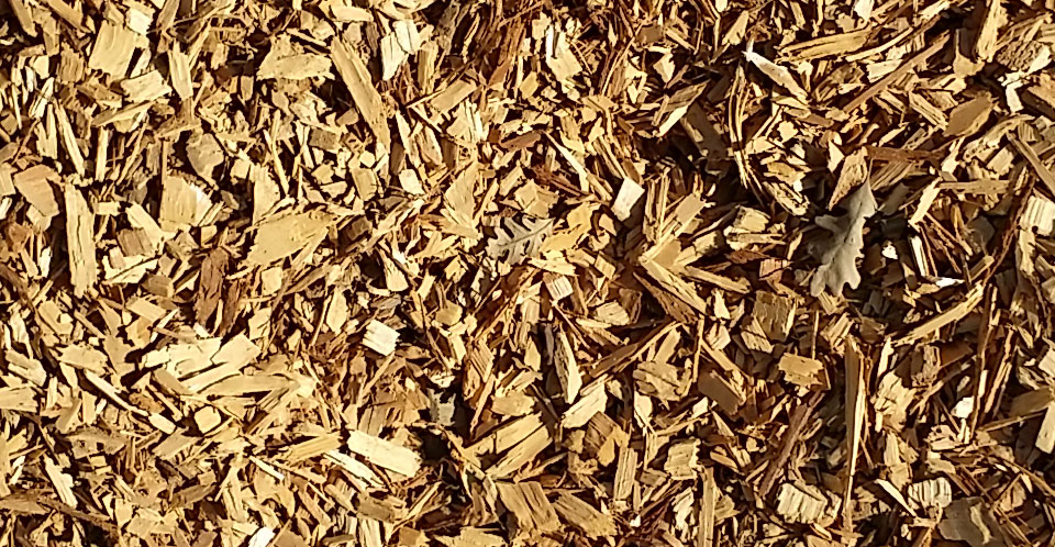 Bark and Mulch - Small