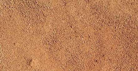 Baseball Field Sand - Red Cinders 1/8th Inch Minus
