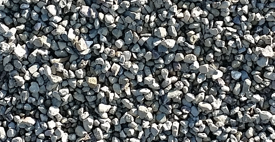Gravel - .5 Inch Crushed Rock