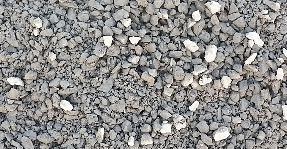 Gravel - Recycled AB
