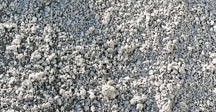Rock Decorative and Stone - Quarter Inch Minus Green Chips